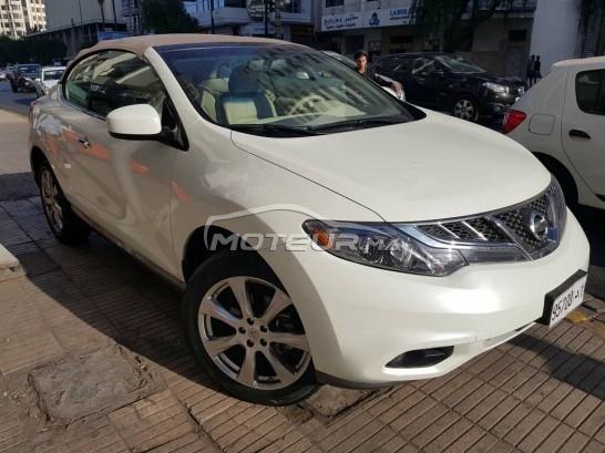 سيارة في المغرب NISSAN Murano Convertible - 261227