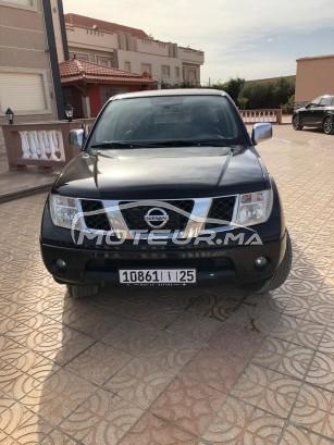 Voiture Nissan Navara 2012 à rabat  Diesel  - 10 chevaux