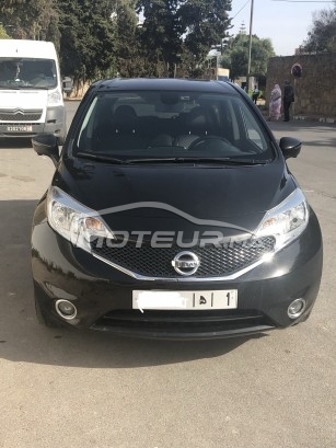 NISSAN Note 1.5 dci tekna occasion