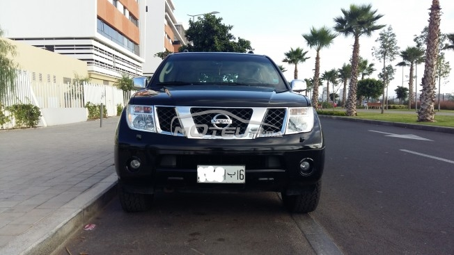 nissan pathfinder le luxe 4x4 2006 diesel 182530 occasion à
