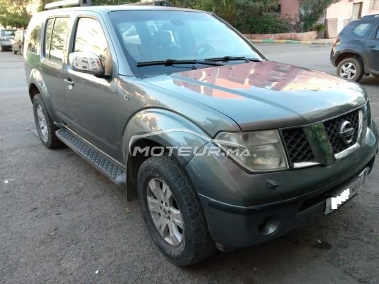 Voiture Nissan Pathfinder 2006 à casablanca  Diesel  - 10 chevaux