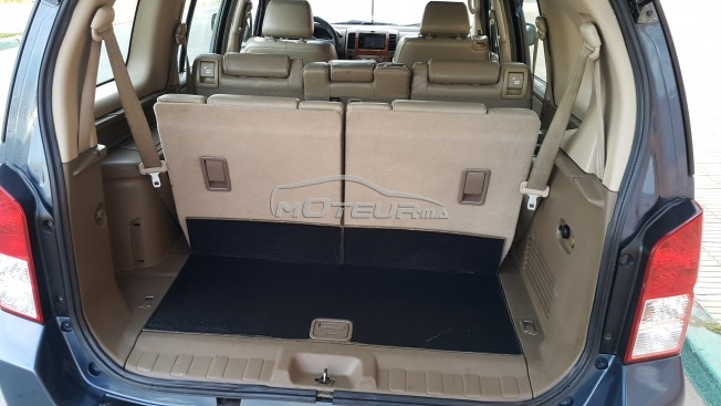 nissan pathfinder 2006 diesel 158191 occasion casablanca maroc. Black Bedroom Furniture Sets. Home Design Ideas