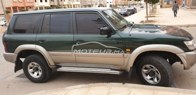 Voiture Nissan Patrol 1999 à laayoune  Diesel  - 11 chevaux