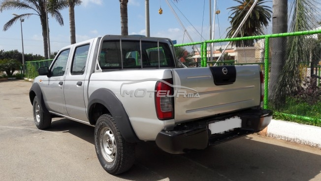 NISSAN Pick-up 4x4 clim occasion 468511