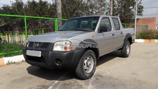 NISSAN Pick-up 4x4 clim occasion 468515
