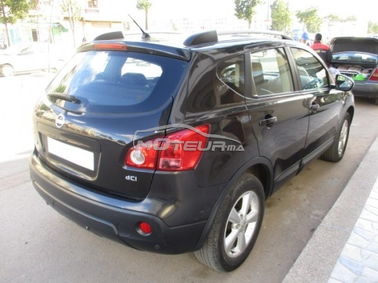 nissan qashqai occasion diesel jusqu 39 2011 maroc annonces voitures. Black Bedroom Furniture Sets. Home Design Ideas