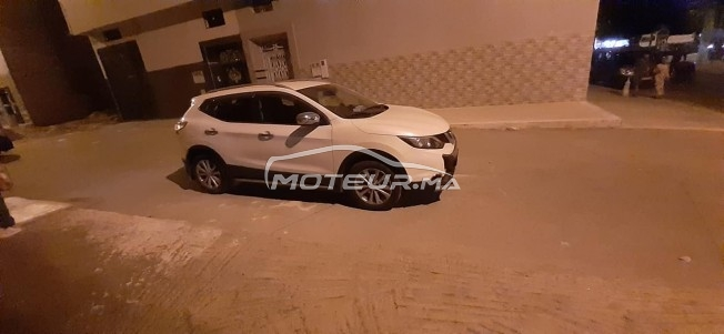 Voiture Nissan Qashqai 2015 à kenitra  Diesel  - 7 chevaux