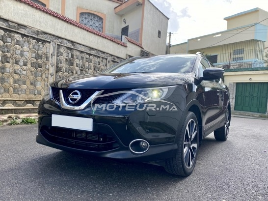 Voiture Nissan Qashqai 2017 à tanger  Diesel  - 6 chevaux