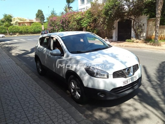 NISSAN Qashqai 1.6 dci occasion 814743