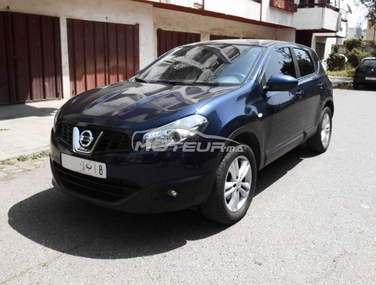 nissan qashqai 2011 diesel 157992 occasion casablanca maroc. Black Bedroom Furniture Sets. Home Design Ideas