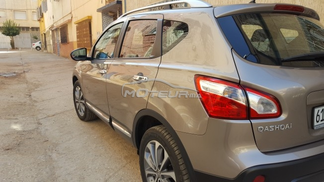 nissan qashqai 2 0 dci 4x2 2013 diesel 177551 occasion meknes maroc. Black Bedroom Furniture Sets. Home Design Ideas