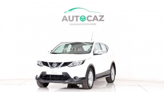 Acheter voiture occasion NISSAN Qashqai au Maroc - 364977