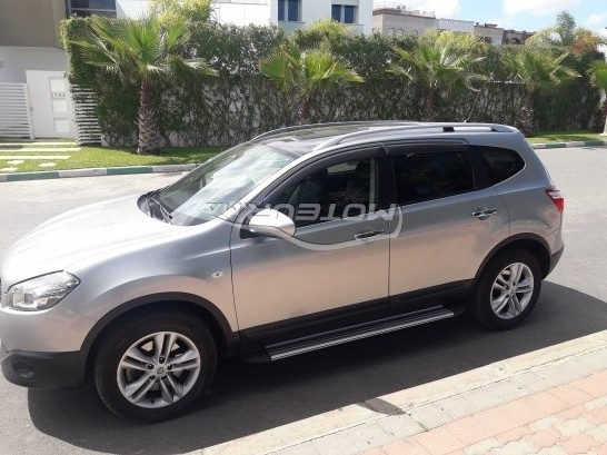 NISSAN Qashqai +2 1.6 dci 7p occasion