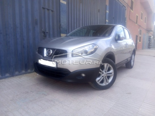 NISSAN Qashqai Pack luxe occasion
