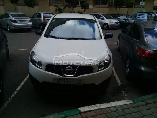 NISSAN Qashqai Dci occasion