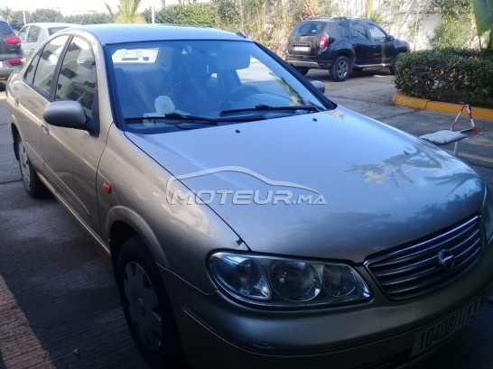 NISSAN Sunny occasion 669942