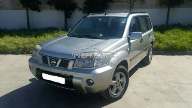 nissan x trail 2 2 dci 2008 diesel 155815 occasion casablanca maroc. Black Bedroom Furniture Sets. Home Design Ideas