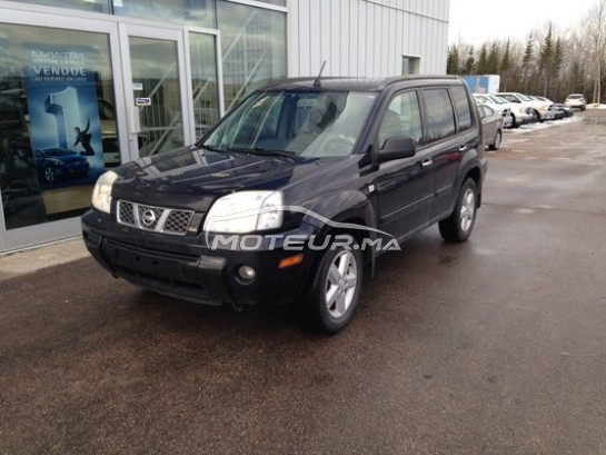 NISSAN X trail occasion