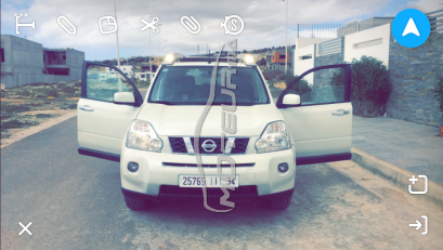 سيارة في المغرب نيسان كس ترايل - 221452