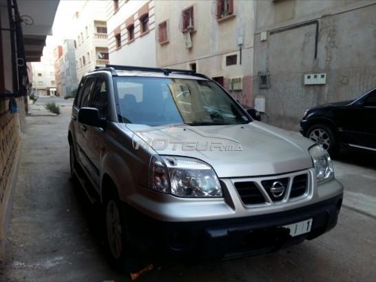 nissan x trail 4x4 2002 diesel 158731 occasion à safi maroc
