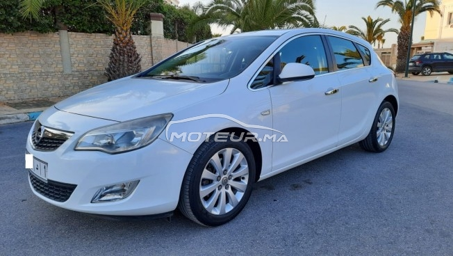 OPEL Astra 1.7 occasion