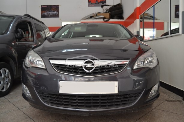 OPEL Astra Cosmos occasion 611953