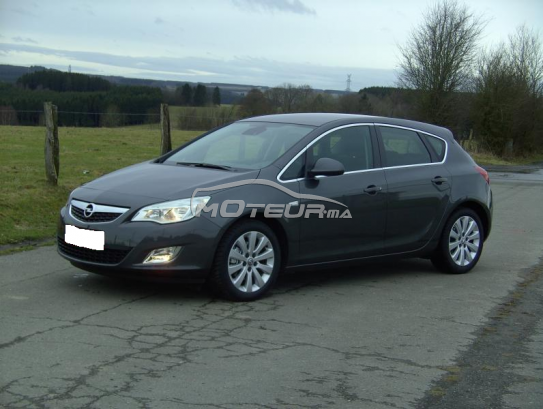 Voiture au Maroc OPEL Astra Cosmo pack modèle 09/2012 - 134661