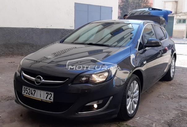 Voiture Opel Astra 2016 à casablanca  Diesel  - 8 chevaux