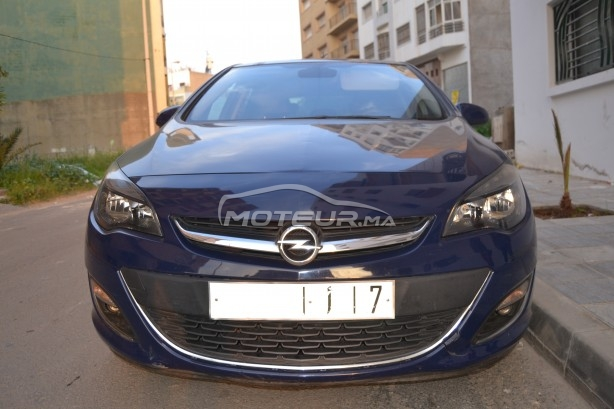 OPEL Astra occasion 655273
