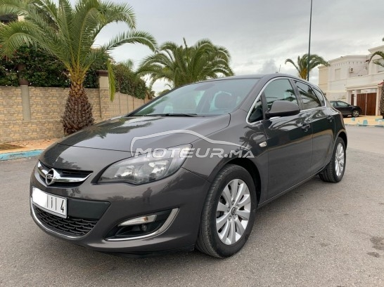 OPEL Astra Cosmo pack 2.0 occasion