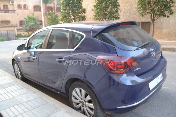 OPEL Astra occasion 655269