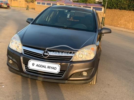 Voiture Opel Astra 2009 à rabat  Diesel  - 7 chevaux