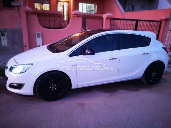 Voiture Opel Astra 2013 à casablanca  Diesel  - 7 chevaux