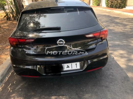 Voiture Opel Astra 2019 à rabat  Diesel  - 6 chevaux