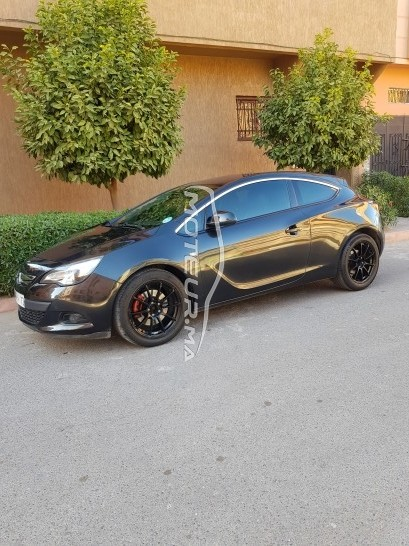 OPEL Astra Gtc occasion