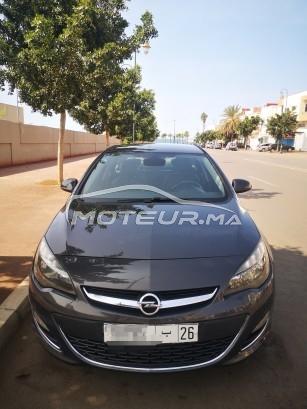 Voiture Opel Astra 2014 à temara  Diesel  - 7 chevaux