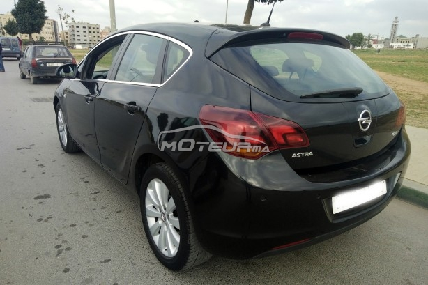 Voiture au Maroc OPEL Astra Pack cosmo 1.7 - 151776