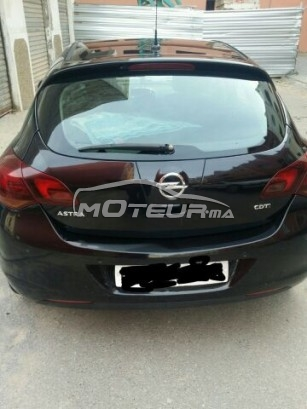 Voiture au Maroc OPEL Astra Pack cosmo 1.7 cdti 115 ch - 163551
