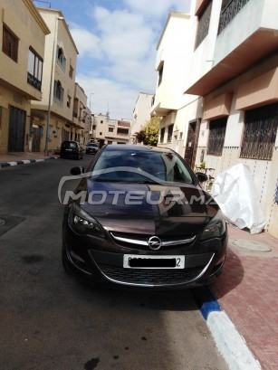 OPEL Astra J occasion