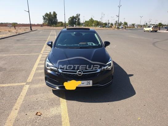 Voiture Opel Astra 2018 à marrakech  Diesel  - 6 chevaux