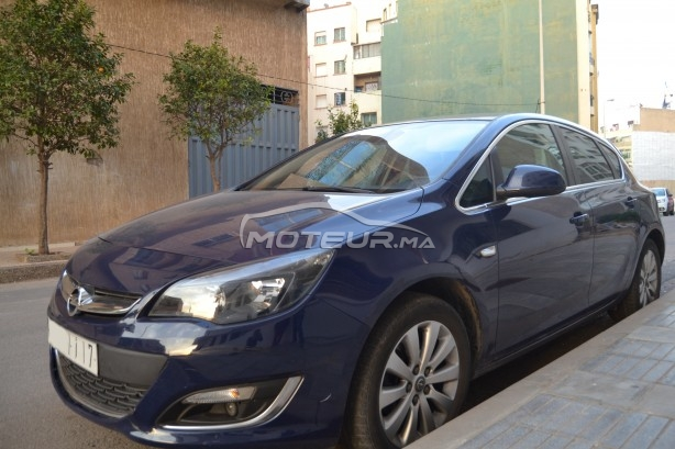 OPEL Astra occasion 655274