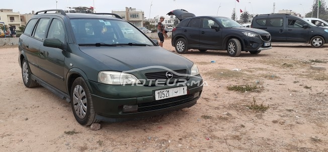 OPEL Astra 1,7 dti occasion