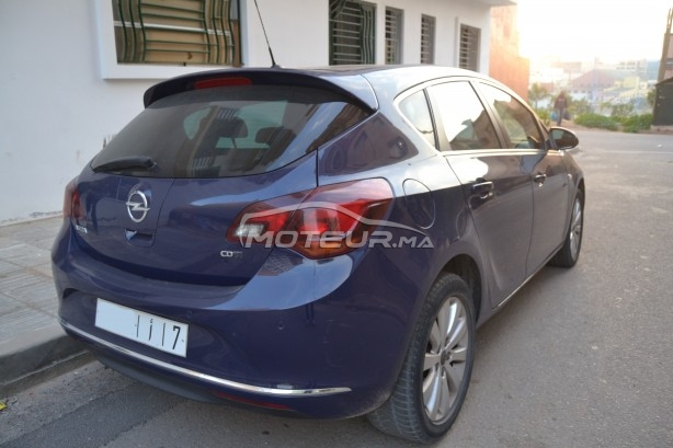 OPEL Astra occasion 655271