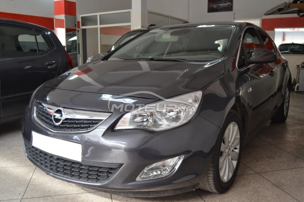OPEL Astra Cosmos occasion 624034