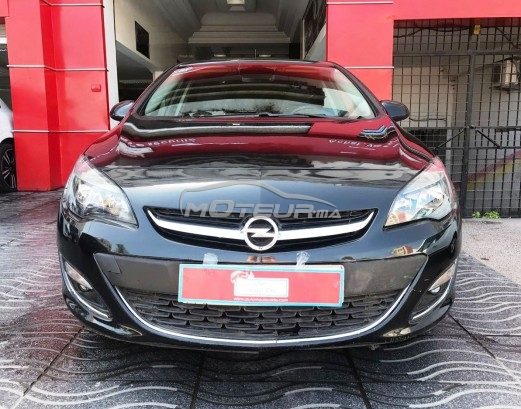 Voiture au Maroc OPEL Astra Finition cosmo - 170323