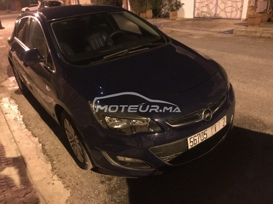 OPEL Astra Cosmo occasion