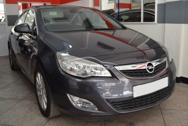 OPEL Astra Cosmos occasion 611954