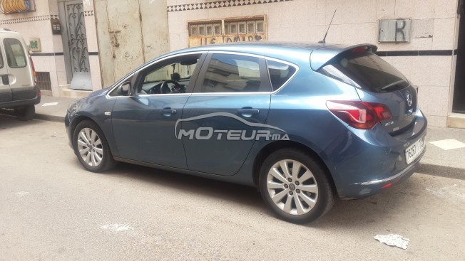 Voiture au Maroc OPEL Astra Pack cosmo - 172137
