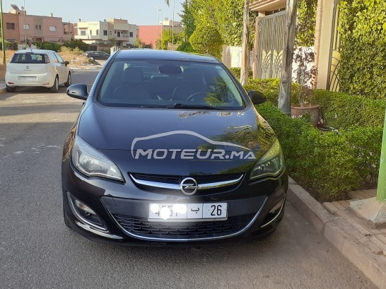 OPEL Astra Turbo d 136 ch occasion