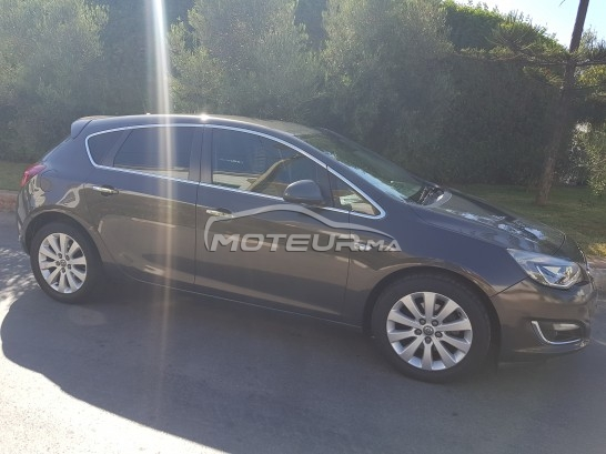 OPEL Astra 1,7 occasion